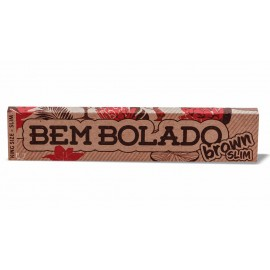 Seda Bem Bolado Brown King Size - Slim