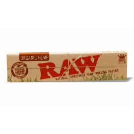 Seda Raw Organic King Size - Slim
