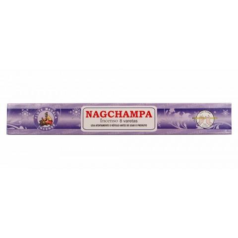 Incenso Nag Champa Massala Flute