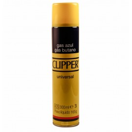 Gás Butano Clipper 300ml