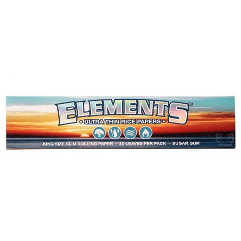 Seda Elements King Size - Slim