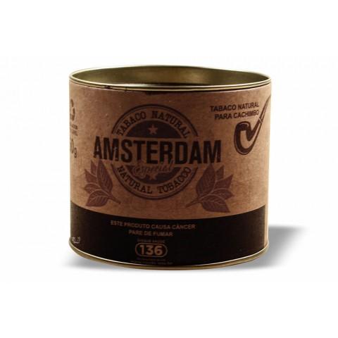 Tabaco/Fumo Amsterdam Especial - Para Cachimbo