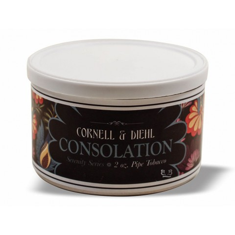 Tabaco/Fumo Cornell & Diehl Consolation 2oz - Serenity Series