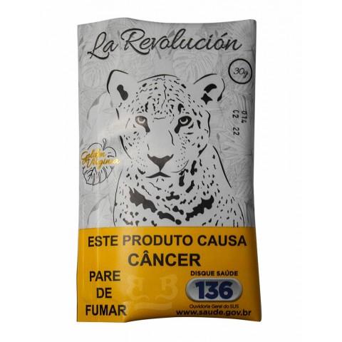 Tabaco/Fumo La Revolución Golden Virgínia- Para Cigarro