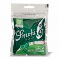Filtro para Cigarro Smoking Slim Menthol 6mm - Bag com 120 und