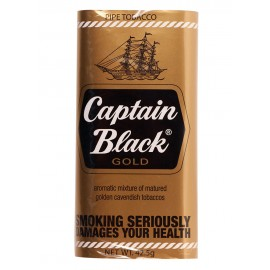 Tabaco/Fumo Captain Black Gold