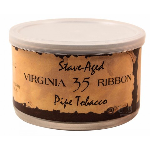 Tabaco/Fumo McClelland Stave Aged Virginia 35 Ribbon