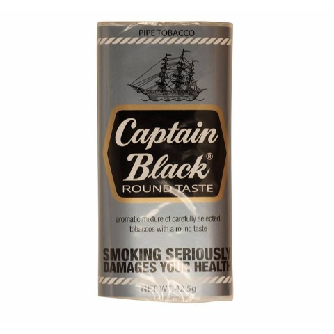Tabaco/Fumo Captain Black Light - Round Taste